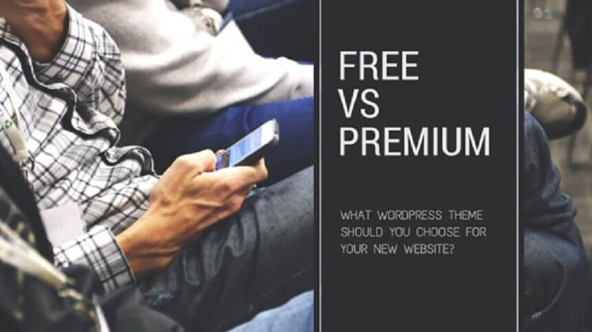 Free Wordpress themes vs Premium wordpress Themes