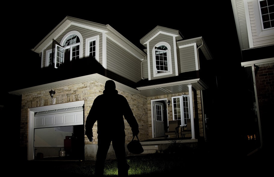 Making your home safe from intruders is not all that difficult