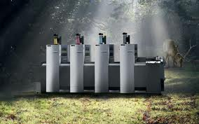 What is the eco line from Heidelberg?