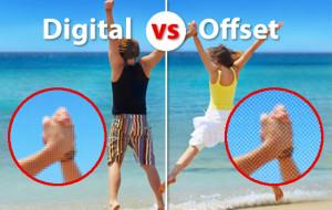What should you choose: Offset printers versus digital printers?