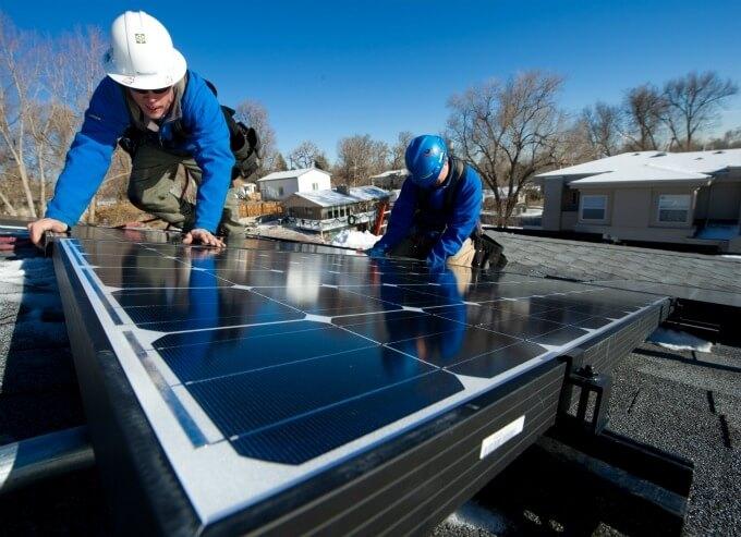 selecting a Solar-Energy Company